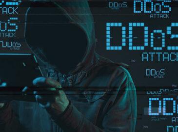 DDOS атака на Telegram